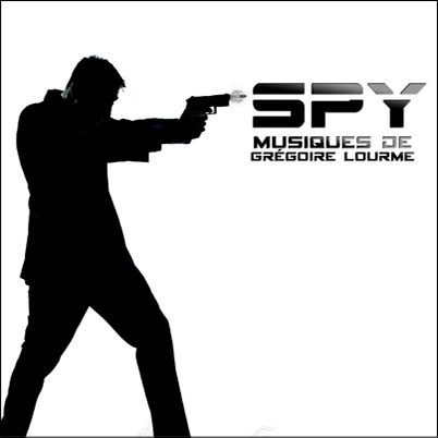 Grégoire Lourme Album CD Spy