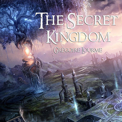 Grégoire Lourme Album CD The Secret Kingdom