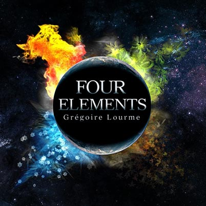 Grégoire Lourme Album CD Four Elements