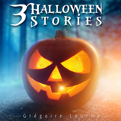 Grégoire Lourme Album CD 3 Halloween Stories