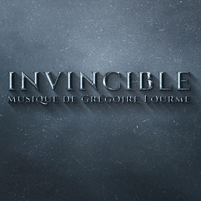 Grégoire Lourme Album CD Invincible