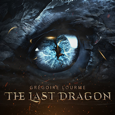 Grégoire Lourme Album CD The Last Dragon
