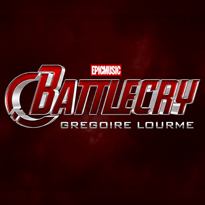 Grégoire Lourme Album CD Battlecry