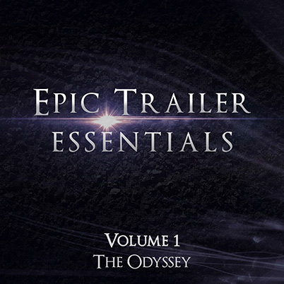 Grégoire Lourme Album CD Epic Trailer Essentials Volume 1