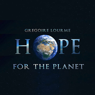 Grégoire Lourme Album CD Hope For The Planet