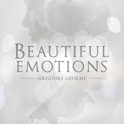 Grégoire Lourme Album CD Beautiful Emotions