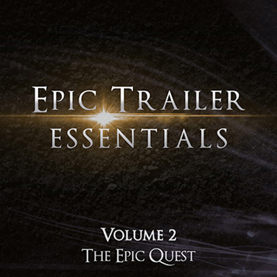 Grégoire Lourme Album CD Epic Trailer Essentials Volume 2