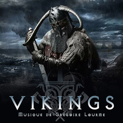Grégoire Lourme Album CD Vikings