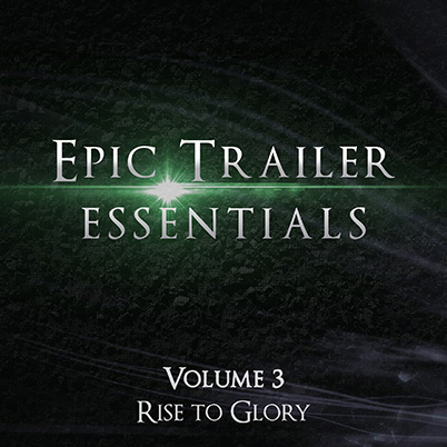Grégoire Lourme Album CD Epic Trailer Essentials Volume 3