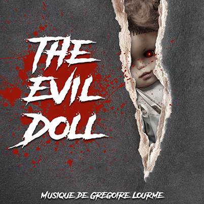 Grégoire Lourme Album CD The Evil Doll