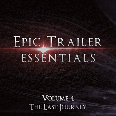 Grégoire Lourme Album CD Epic Trailer Essentials Volume 4