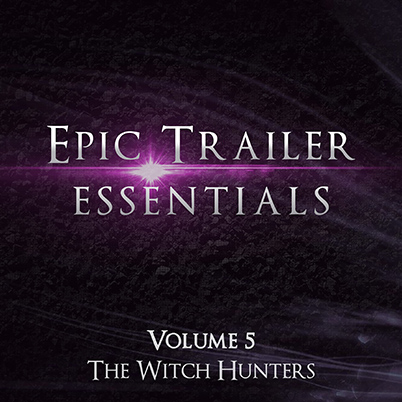 Grégoire Lourme Album CD Epic Trailer Essentials Volume 5
