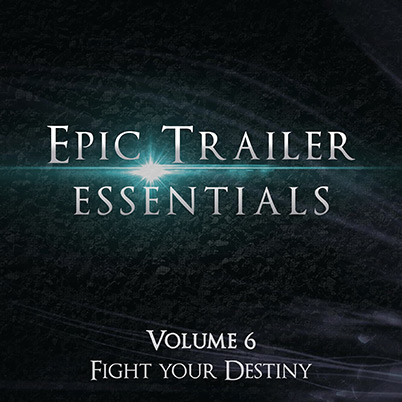 Grégoire Lourme Album CD Epic Trailer Essentials Volume 6
